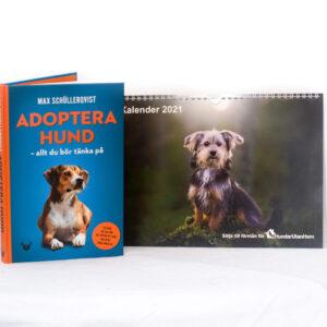 Hundar Utan Hem Kalender 2021 & Adoptionsbok