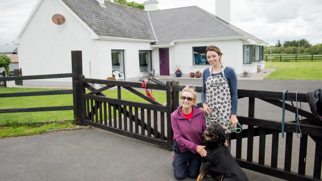 Cork DAWG och Paulines kennlar