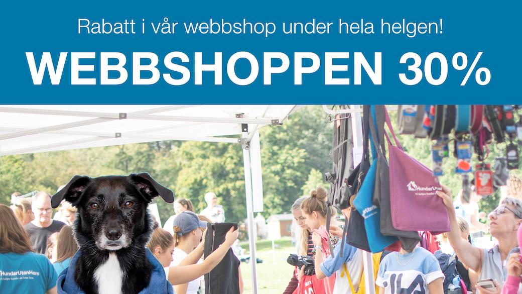 Hundar Utan Hem-dagen 2020 – Rea i webbshopen