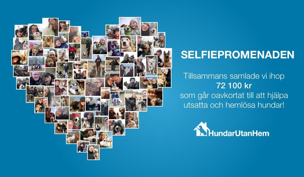Selfiepromenaden 2021 – tack!